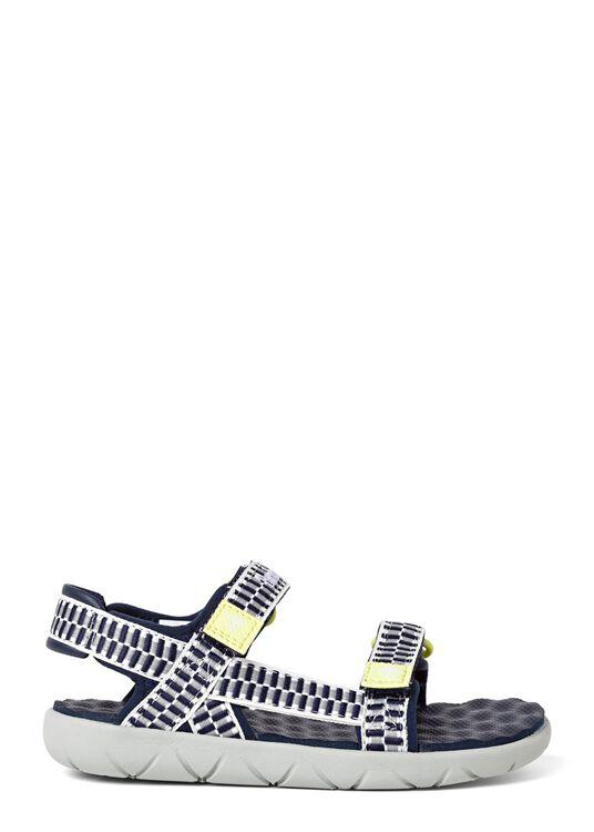 Perkins Row Webbing Sandal BLACK IRIS image number 4
