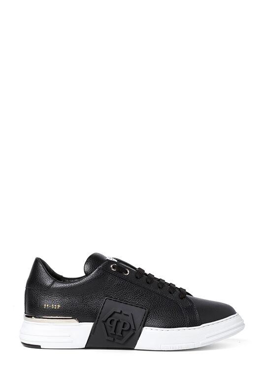 Leather PHANTOM KICK$ Lo-Top Sneakers rubber Hexagon image number 0