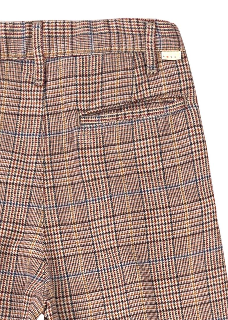 Pringle Check Wide Pants, Mehrfarbig, large image number 3