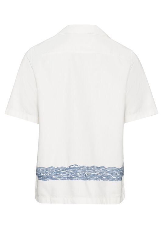 LMC RELAXED CAMP SHIRT LMC CHA image number 1