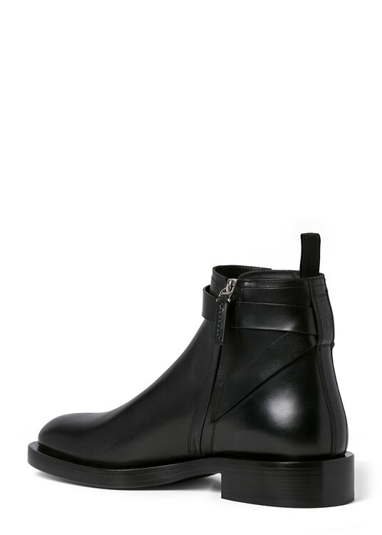 LOCK ANKLE BOOTS image number 2