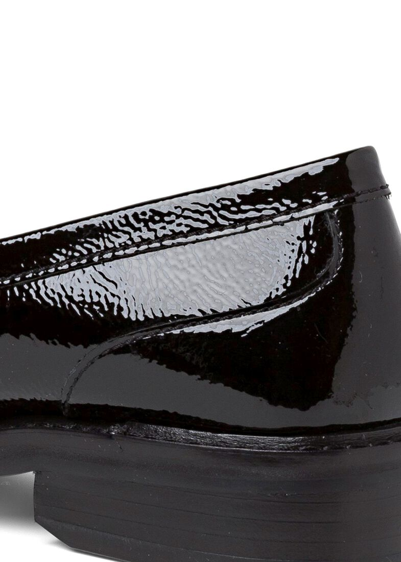 5_Fran Chain Loafer Patent, Schwarz, large image number 3