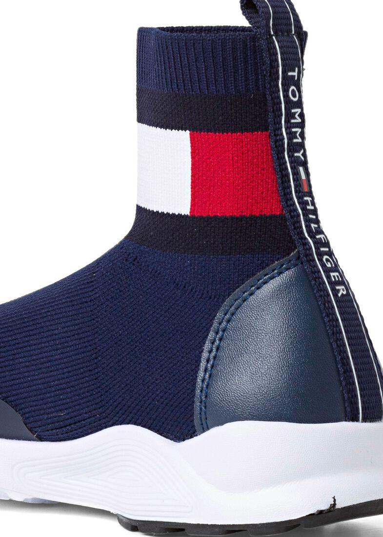 Sock Sneaker, Blau, large image number 3