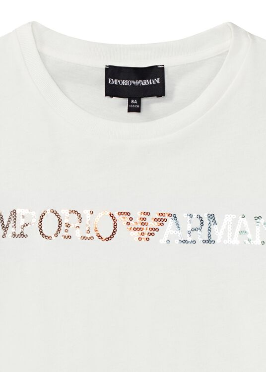 EMPORIO ARMANI Tee image number 2