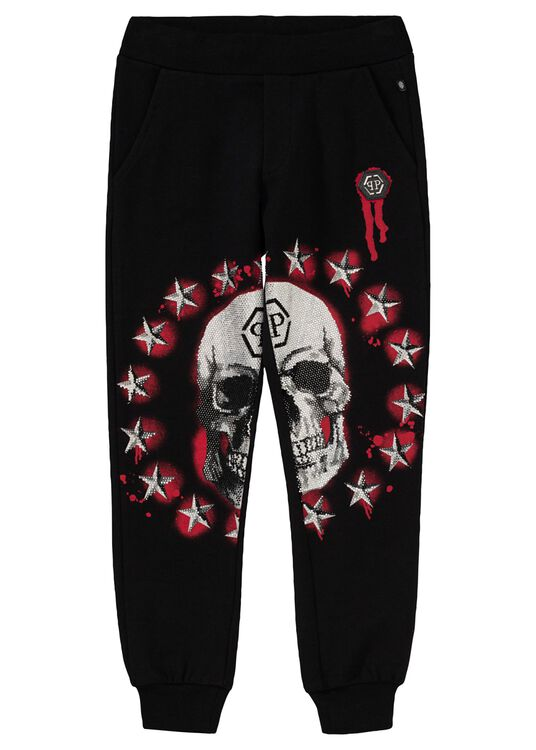Skull Sweat Pants image number 0