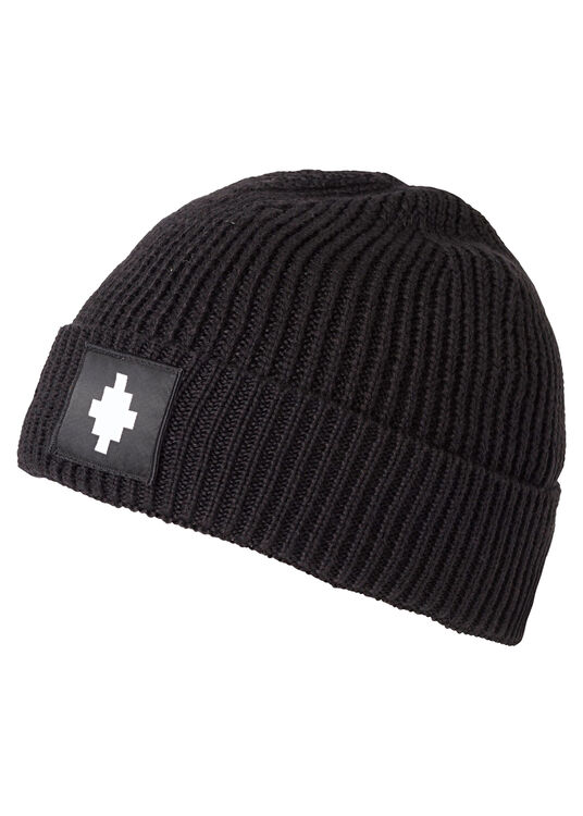 CROSS PATCH BEANIE image number 0