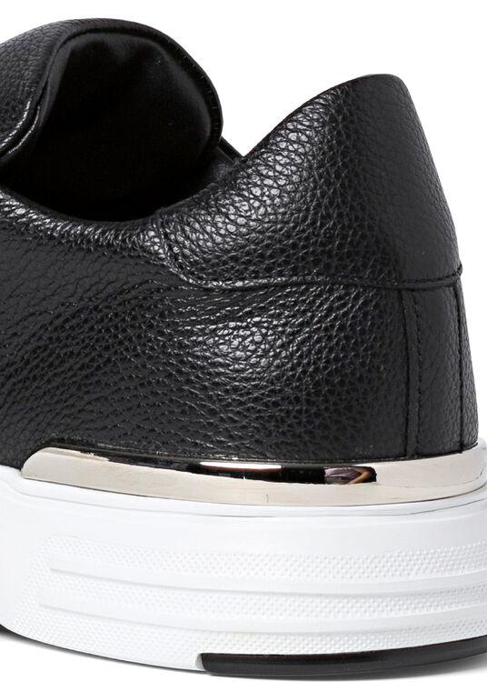 Leather PHANTOM KICK$ Lo-Top Sneakers rubber Hexagon image number 3