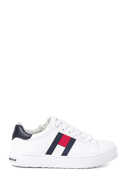 LOW CUT LACE-UP SNEAKER image number 0