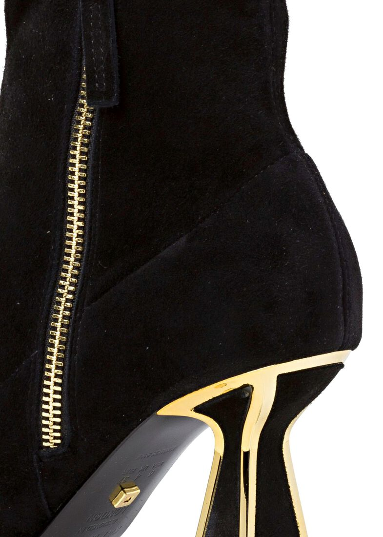 1_Willa Squared Stretch Boot, Schwarz, large image number 3