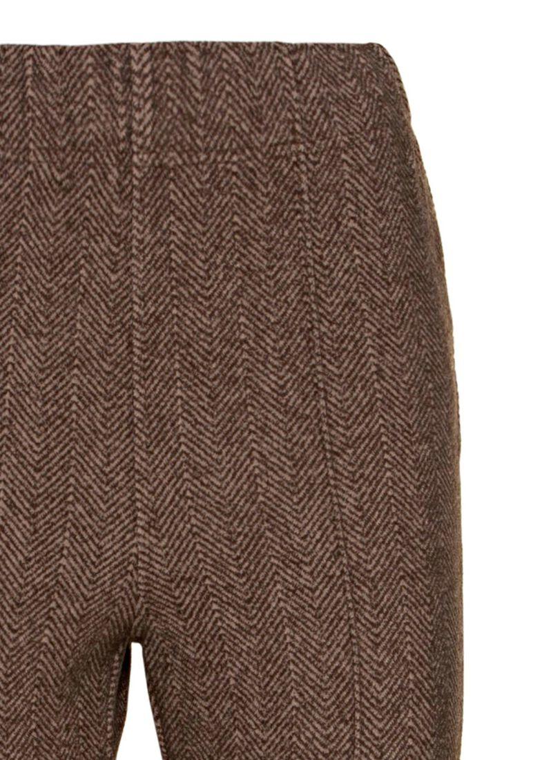 pants, Braun, large image number 2