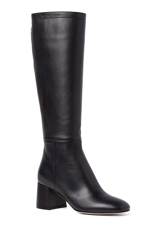 13_Boot Zipper Back Nappa image number 1