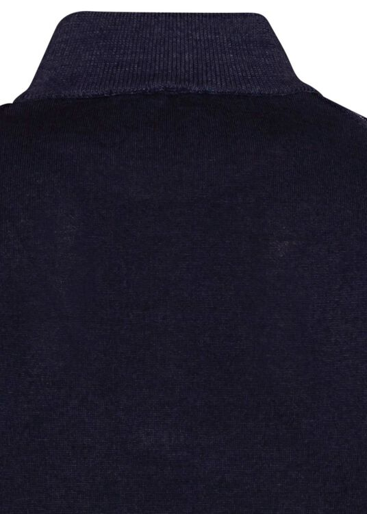 MEN'S KNITTED SWEATER C.W.WOOL image number 3