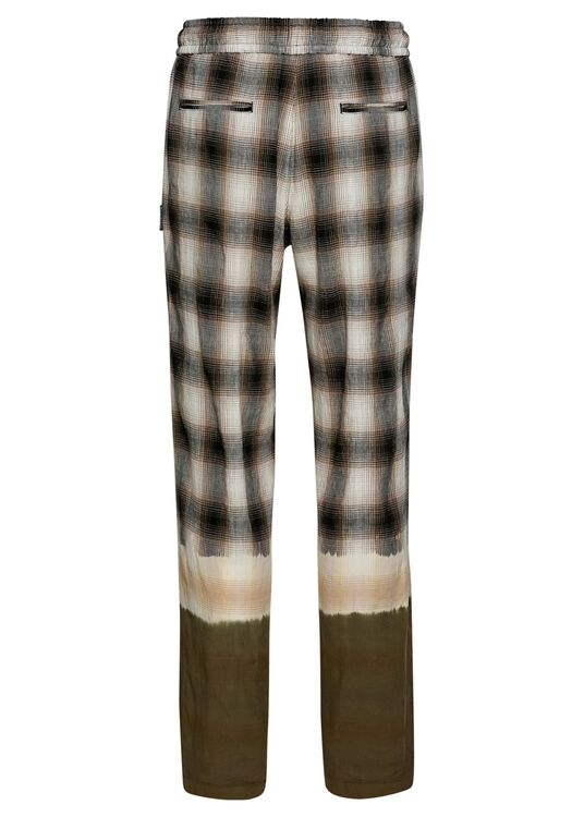 BLEACHED CONFY PANTS image number 1