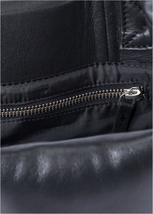 Assante Puffy Leather Bag image number 3