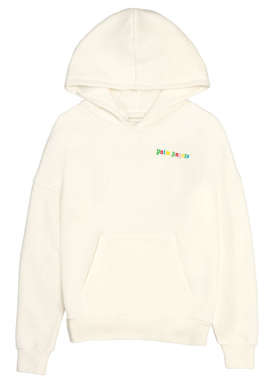 CLASSIC OVER LOGO HOODIE image number 0