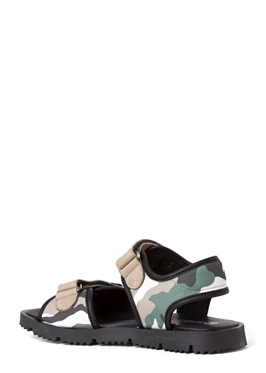 Camo Velcro Sandal image number 2