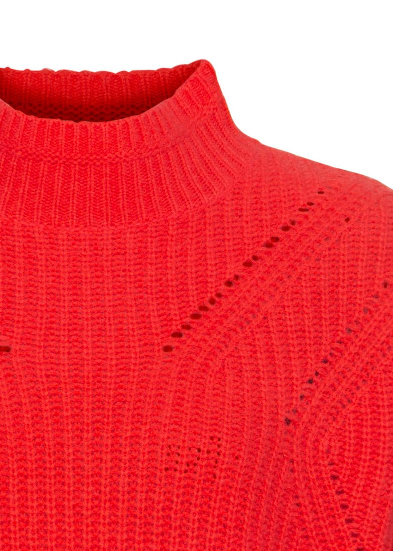 Pullover, Rot, large image number 2