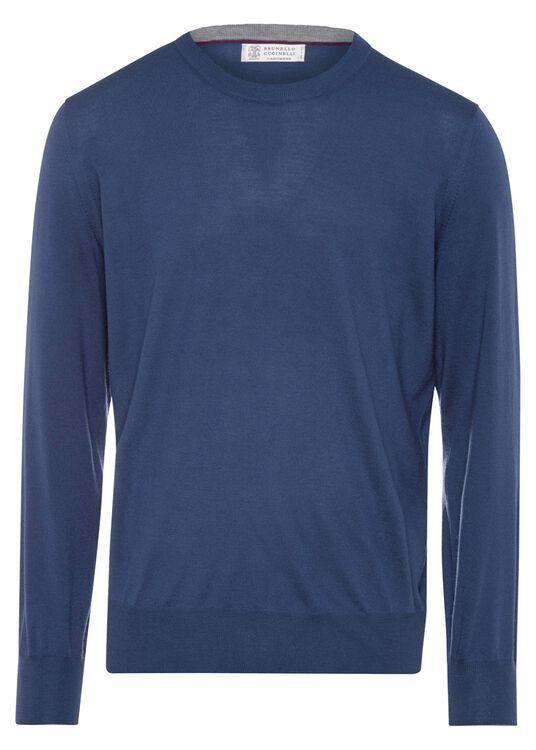 Full Zip Cardi Wool Cash Lightweight image number 0
