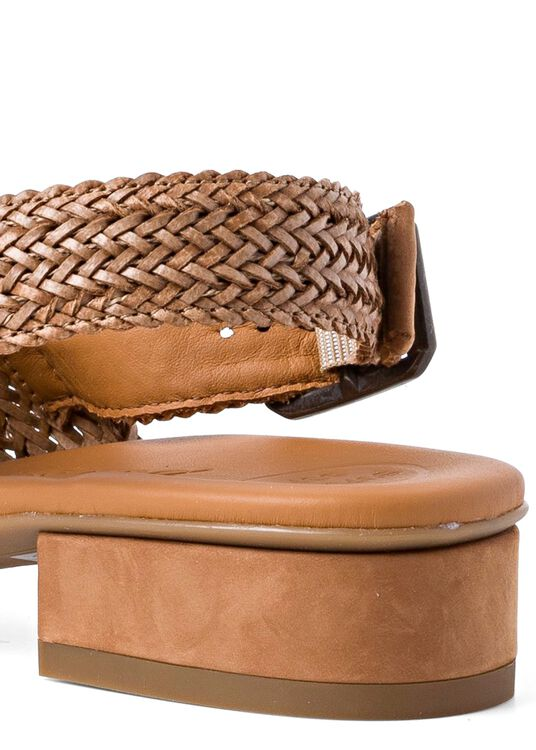 21_Woven Leather Sandal 20mm image number 3