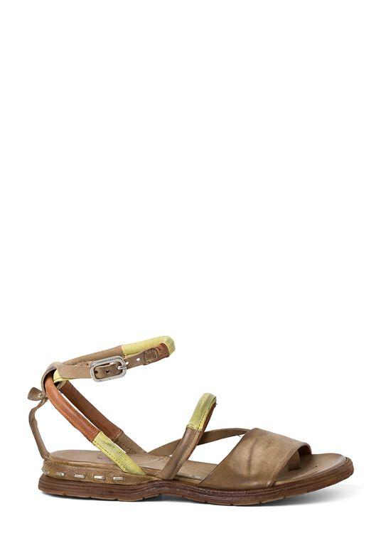 9_Mare Multicolor Flat Sandal image number 0