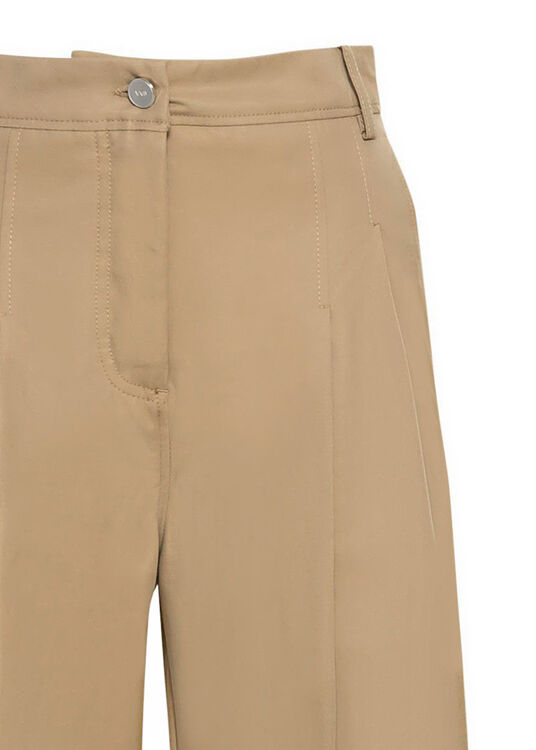 FLARED CHINO TROUSER image number 2