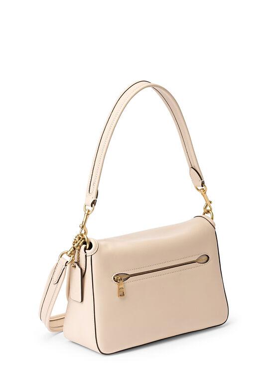 soft calf leather tabby shoulder bag image number 1