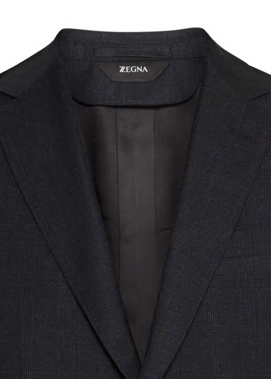 110'S WOOL SUIT image number 2