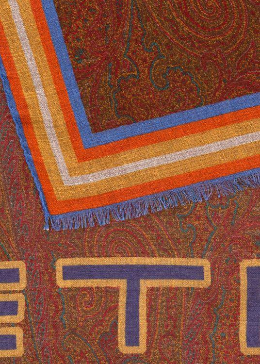 HALSTUCH, Braun, large image number 1