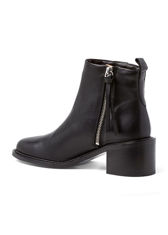 14_Town Ankle Boot, Schwarz, large image number 2