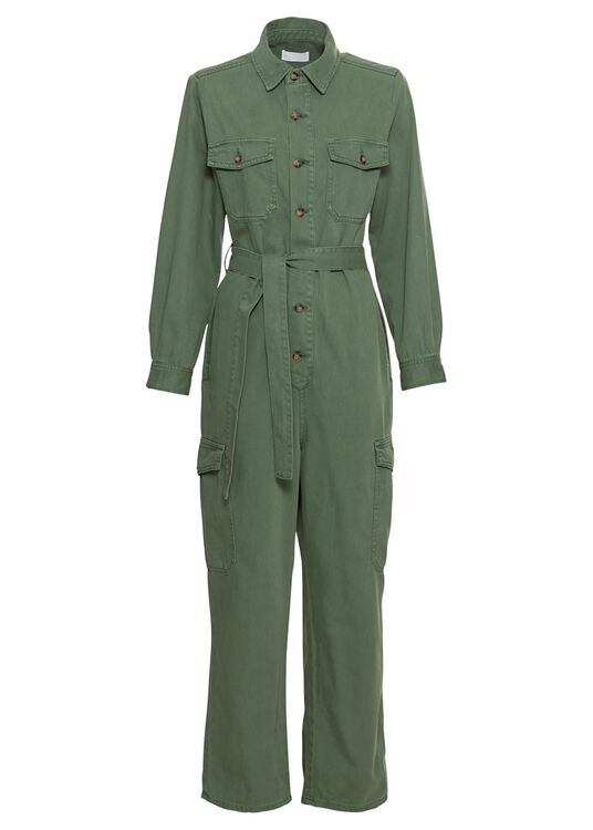Troy Utility Coverall, Grün, large image number 0