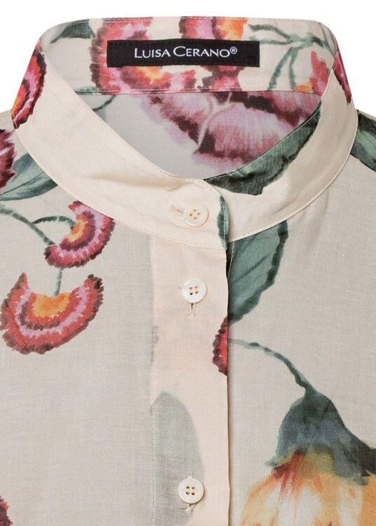 Bluse mit Vintage-Flower-Print image number 2