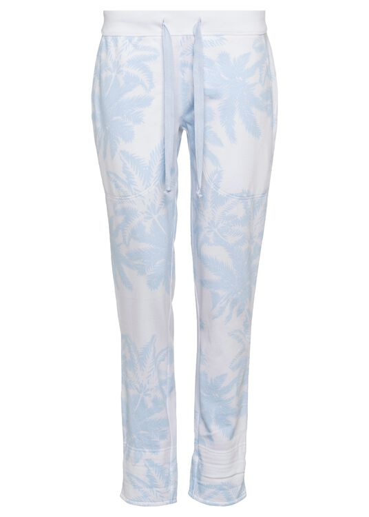 Fleece Trousers Turn, Weiß, large image number 0