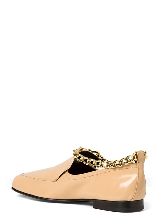 Nick Cream Semi Patent Leather image number 2