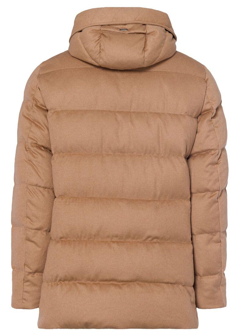 Men's Woven Jacket, Beige, large image number 1