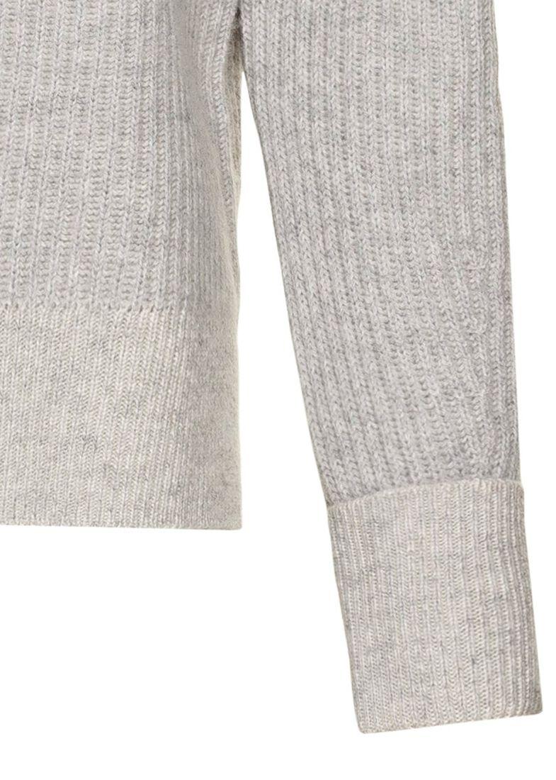 Pullover, Grau, large image number 2