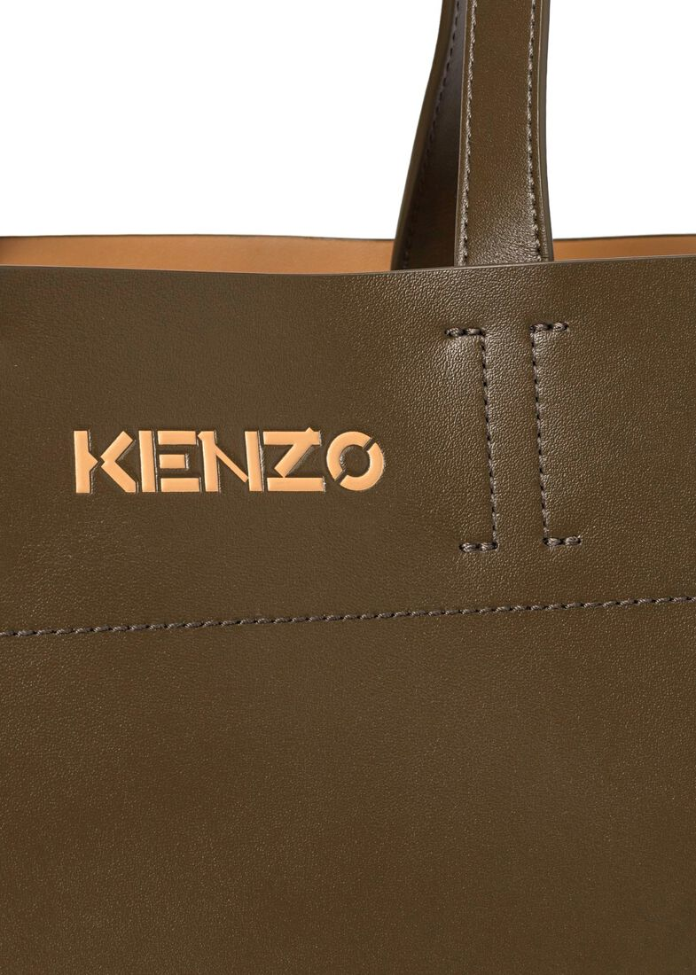 Shopper/Tote bag, Braun, large image number 1