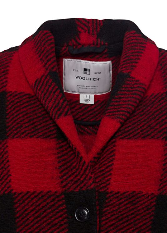 W'S GENTRY COAT, Rot, large image number 2