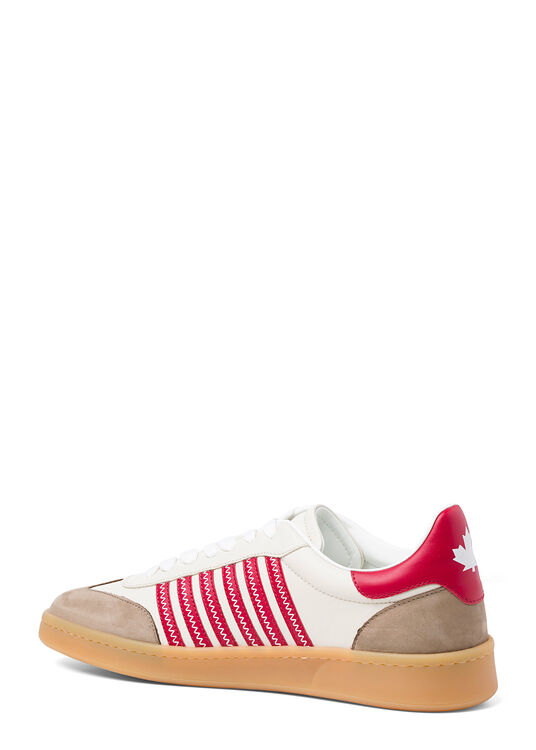 THE CANADIAN SNEAKERS W/ STRIPES image number 2