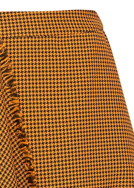 A-LINE SKIRT WITH WRAPING DETAIL image number 2