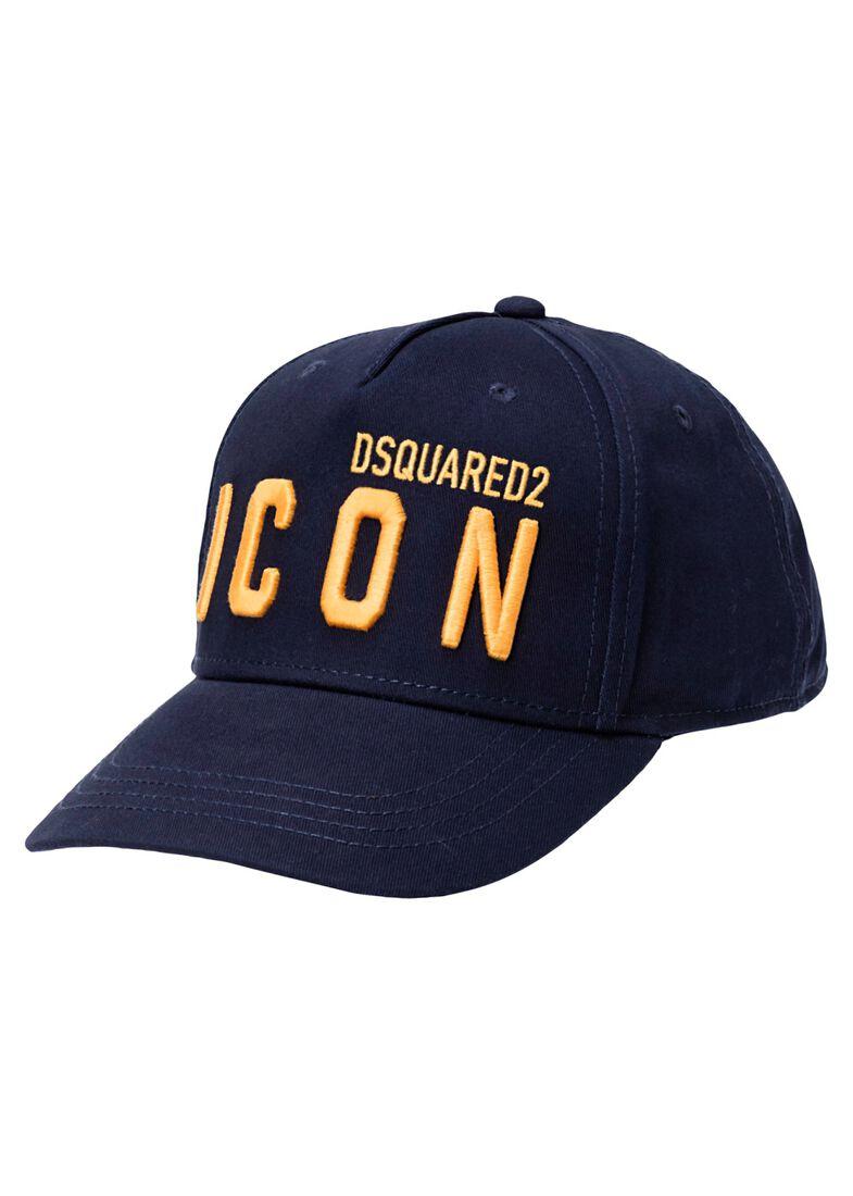 ICON Basecap, Blau, large image number 0