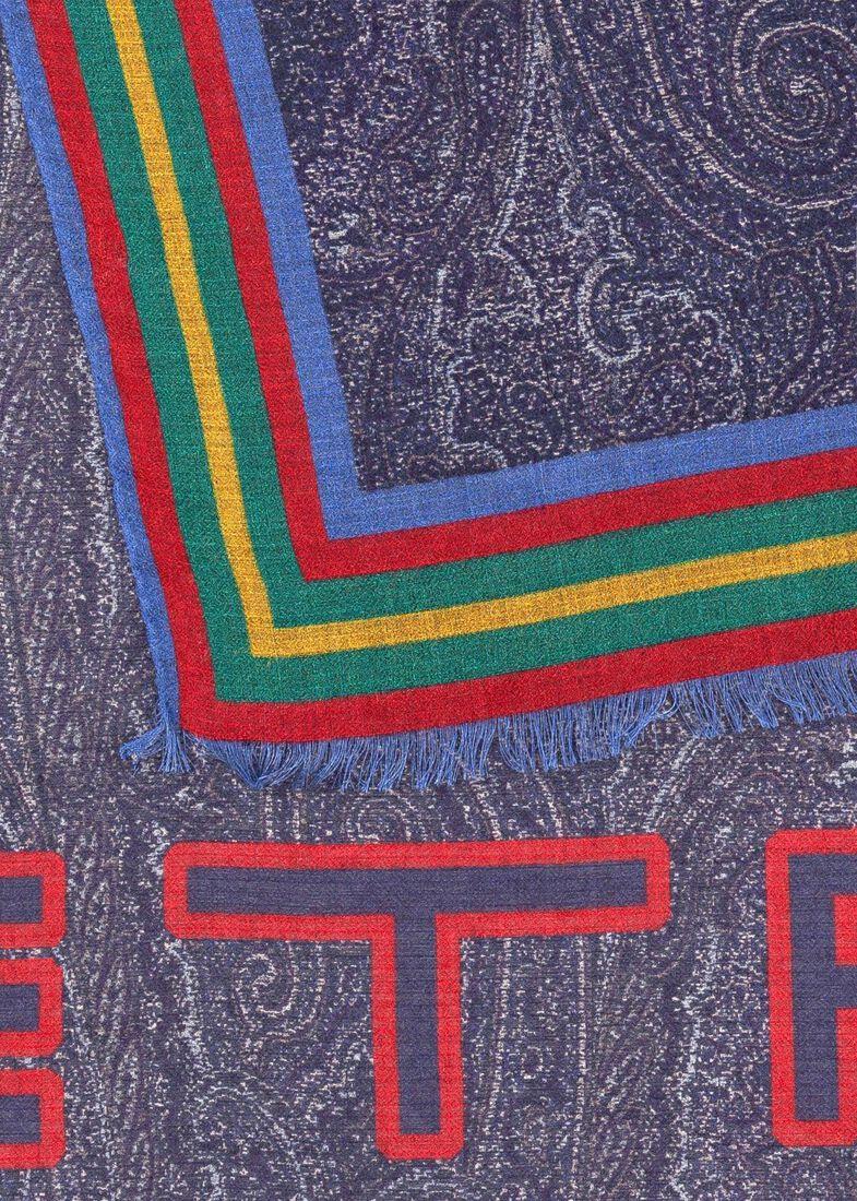 HALSTUCH, Blau, large image number 1