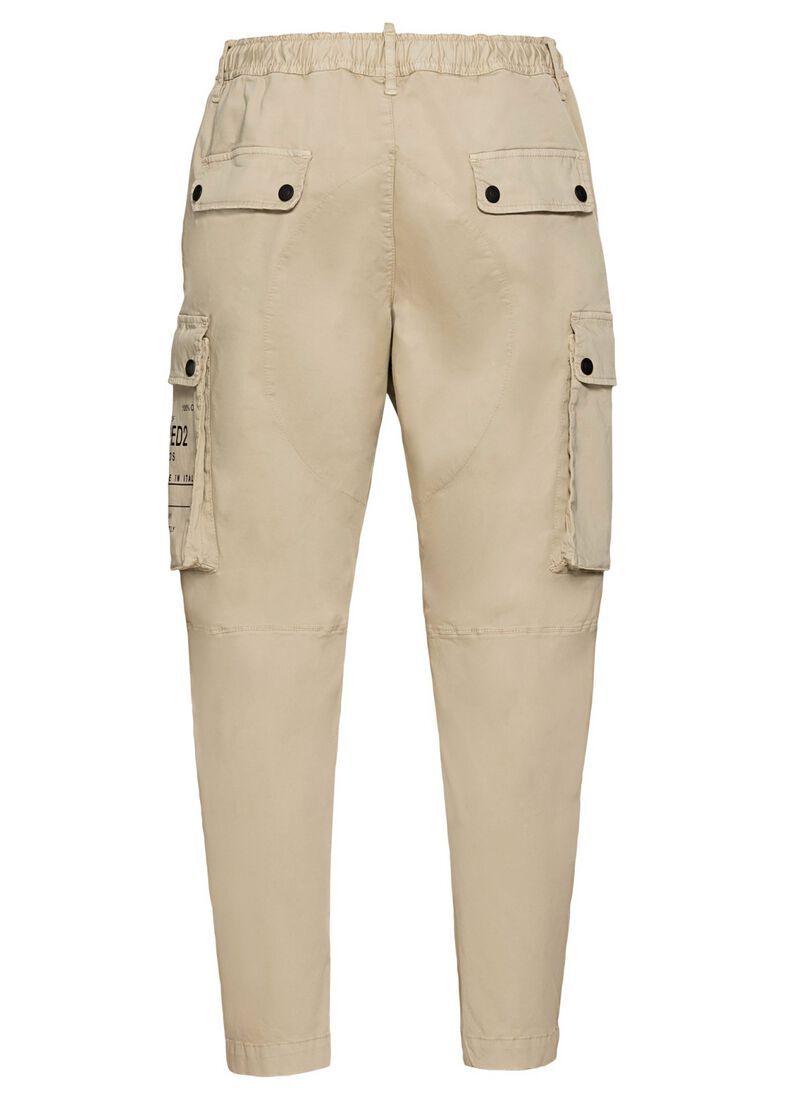 PANTS, Beige, large image number 1