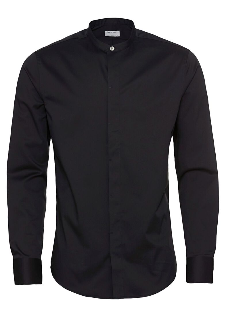 FORWARD    Cotton shirt male, Schwarz, large image number 0