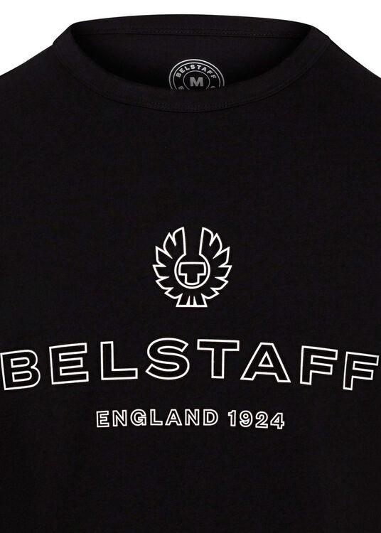 BELSTAFF LINES T-SHIRT LS image number 2