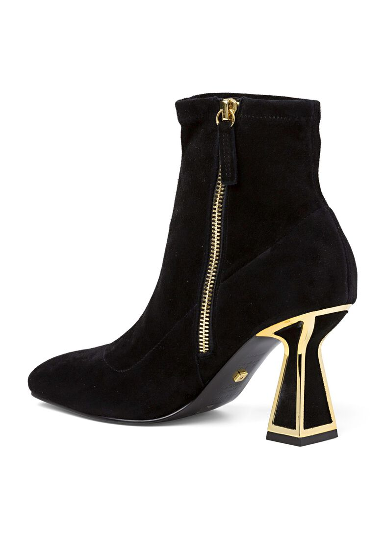 1_Willa Squared Stretch Boot, Schwarz, large image number 2