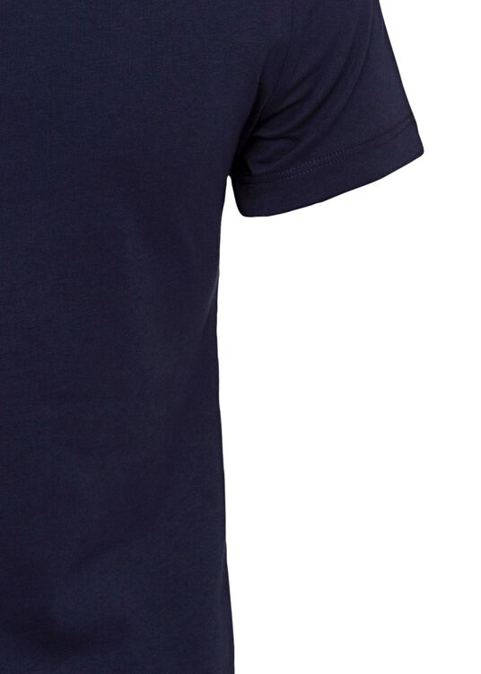 T-Shirt, Navy, large image number 3