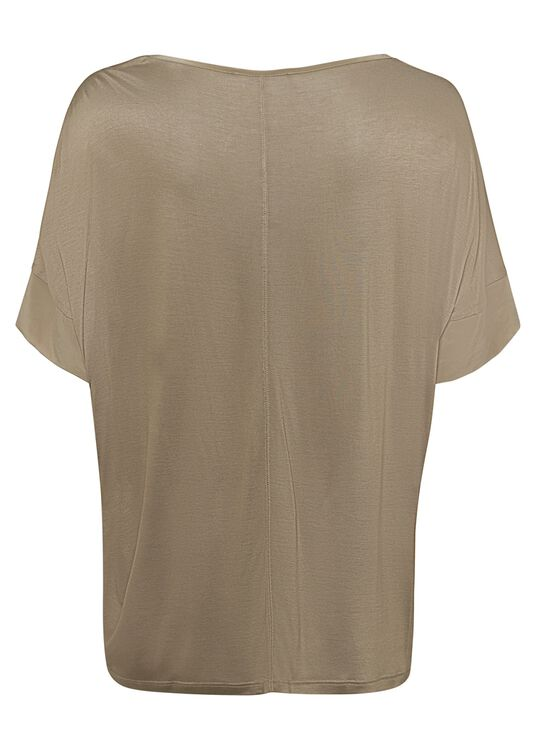 Blusenshirt mit Rücken-Patch image number 1
