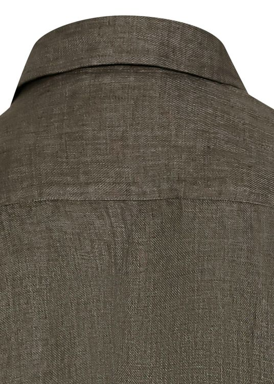 1000020886809 Men shirt: Casual / Linen Twill image number 3