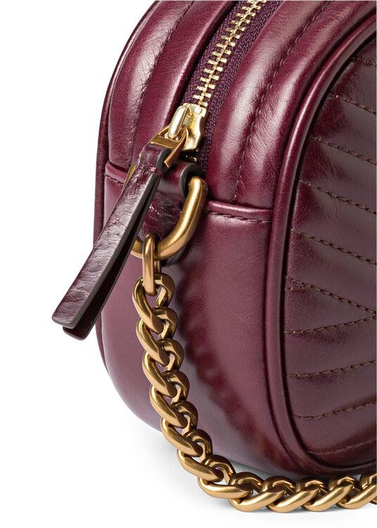 KIRA CHEVRON GLAZED SMALL CAMERA BAG image number 2