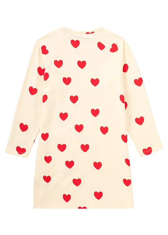 Heart LS Dress, , large image number 1